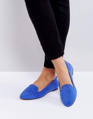London Rebel Flat Shoes