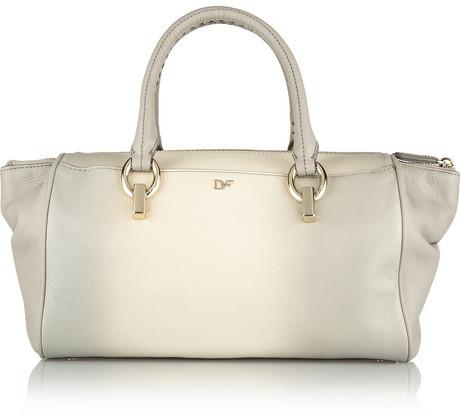 Diane von Furstenberg Sutra small ombré leather duffle bag