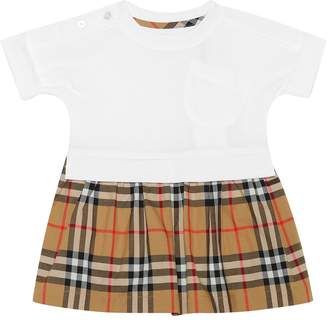 Burberry Baby vintage Check dress and bloomers set