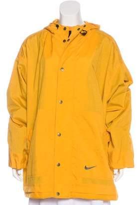 Nike Hooded Oversize Coat