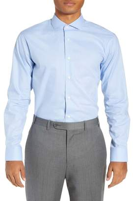 Tiger of Sweden Farrell Extra Slim Fit Dot Dress Shirt