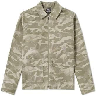 A.P.C. Crocket Jacket