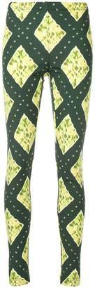 Marc Jacobs Ikat-print trousers