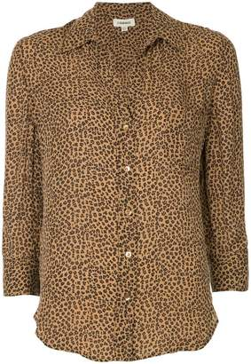 L'Agence printed blouse