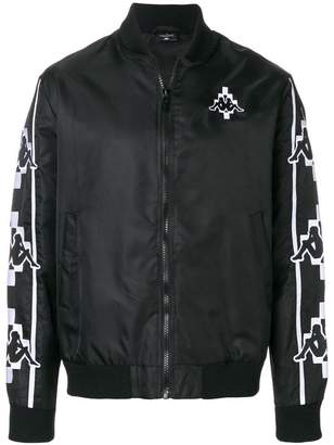Marcelo Burlon County of Milan Kappa bomber jacket