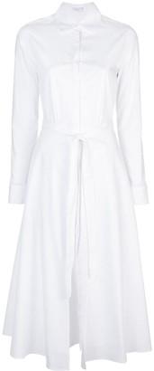Rosetta Getty apron wrap dress