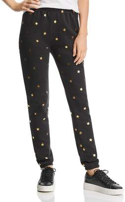 Wildfox Couture Knox Twinkle Star Print Sweatpants - 100% Exclusive