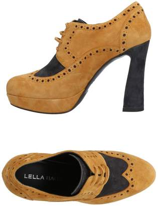 Lella Baldi Lace-up shoes