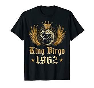 King Virgo 1962 T-shirt 56 Years Old 56th Birthday