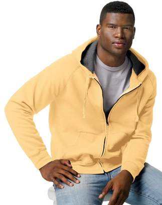 Hanes Men's Nano Premium Lightweight Fleece Hoodie