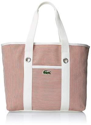 Lacoste Women's Summer Fantaisie Medium Shopping Bag