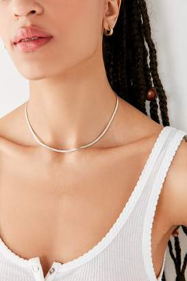 Urban Outfitters Cara Heavy Curb Chain Necklace
