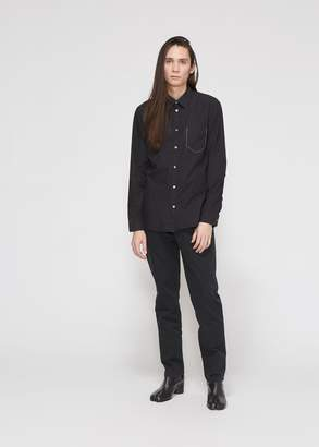Maison Margiela Garment Dyed Slim Fit Shirt