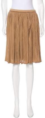 Lida Baday Knee-Length Knit Skirt w/ Tags