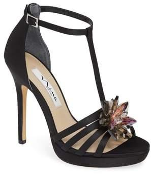 Nina Falynne T-Strap Platform Sandal