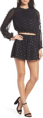 Ali & Jay First Kiss Two-Piece Romper