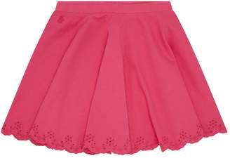 Polo Ralph Lauren Hem Detail Skirt