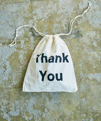 HARDY NOIR 《オンラインストア限定》【MaisonBengal】 ThankYouCottonBag