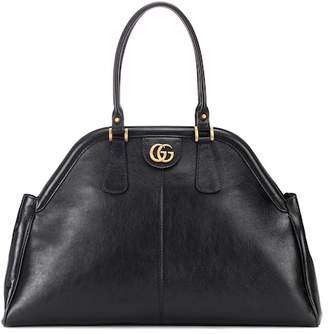 Gucci RE(BELLE) large leather shoulder bag