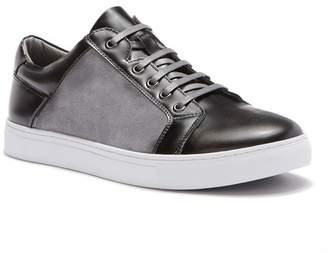 Badgley Mischka Lockhart Leather & Suede Sneaker