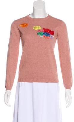Marc Jacobs Embroidered Sweater