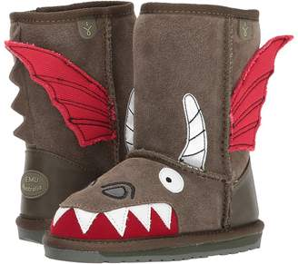 Emu Little Creatures Dragon Boys Shoes