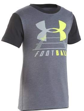 Under Armour Boys' Football Logo Tee - Little Kid