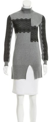 Thakoon Addition Wool Turtleneck Sweater
