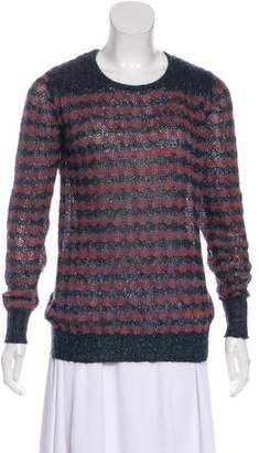 Marc by Marc Jacobs Long Sleeve Knit Sweater
