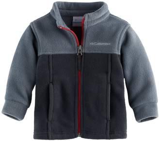 Columbia Toddler Boy Lightweight Fleece Jacket