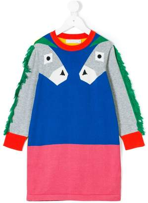 Stella McCartney Rita donkey sweater dress