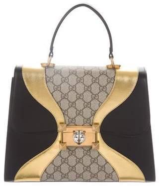 Gucci Osiride Medium GG Supreme Top-Handle Bag