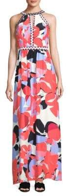 Parker Luella Silk Maxi Dress