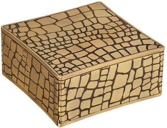 L'OBJET Embossed Square Box
