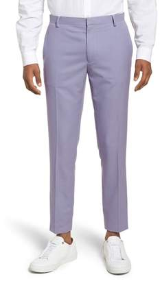 Topman Skinny Fit Suit Trousers