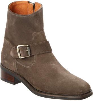Frye Women's Hannah Suede Engineer Boot