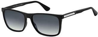 Tommy Hilfiger Classic 57mm Square Sunglasses