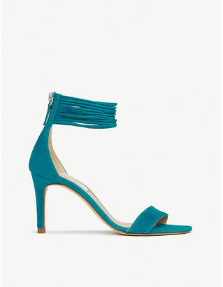 LK Bennett Tiffany suede sandals