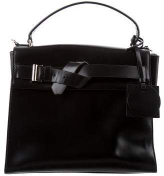 Reed Krakoff Leather Boxer Top Handle Bag