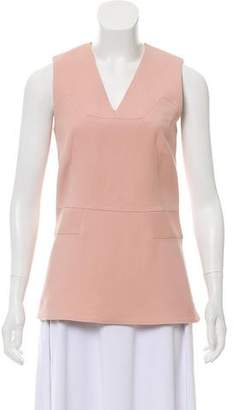 Marni Structured Sleeveless Top
