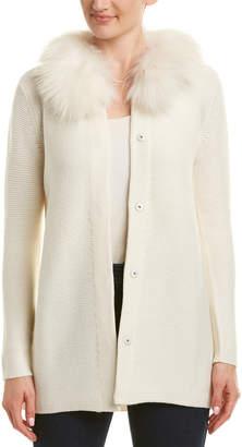 J.Mclaughlin Wool & Cashmere-Blend Jacket