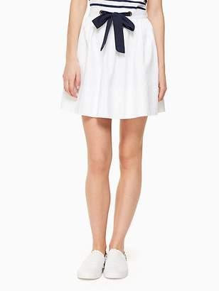 Kate Spade Twill skirt