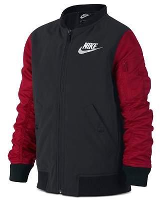 Nike Boys' Varsity Jacket - Big Kid