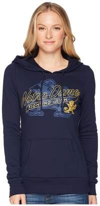 Champion College Notre Dame Fighting Irish Eco University Fleece Hoodie Women's Sweatshirt