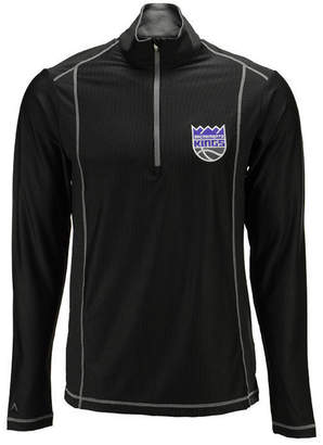 Antigua Men's Sacramento Kings Tempo Half-Zip Pullover