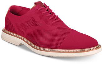 a6a90566715 Alfani Men Varick Alfatech Comfort Flx Textured Knit Oxfords