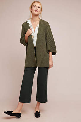 Anthropologie Evelyn Ribbed Kimono