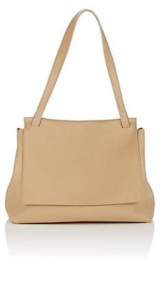 The Row Women's Sidekick Two Leather Shoulder Bag - Camel