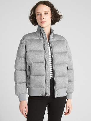 Gap ColdControl Puffer Bomber Jacket