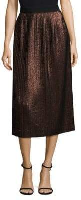 HUGO BOSS Miplisa Midi Skirt